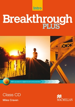 BREAKTHROUGH PLUS INTRO LEVEL CLASS AUDIO CD (2)