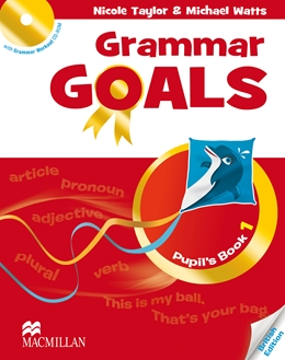 GRAMMAR GOALS 1 PUPIL'S BOOK PACK