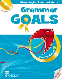 GRAMMAR GOALS 2 PUPIL'S BOOK PACK