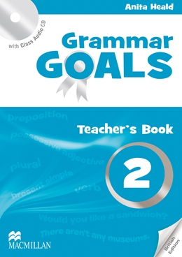 GRAMMAR GOALS 2 TEACHER'S BOOK PACK