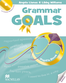 GRAMMAR GOALS (AM. ENG.) 5 PUPIL'S BOOK PACK
