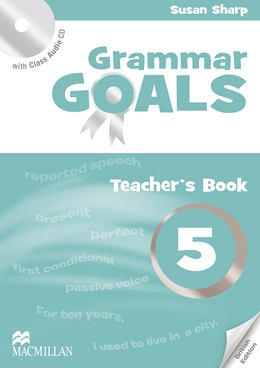 GRAMMAR GOALS (AM. ENG.) 5 TEACHER'S BOOK PACK