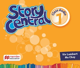 STORY CENTRAL 1 CLASS AUDIO CD (2)