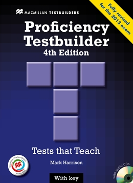 NEW PROFICIENCY TESTBUIDER 4TH EDITION STUDENT'S BOOK WITH KEY & MPO PACK