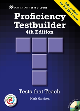 NEW PROFICIENCY TESTBUIDER 4TH EDITION STUDENT'S BOOK WITHOUT KEY & MPO PACK