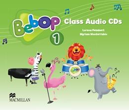 BEBOP 1 CLASS AUDIO CDS
