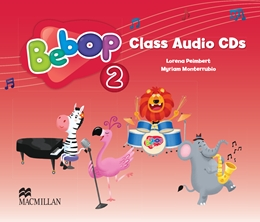 BEBOP 2 CLASS AUDIO CDS