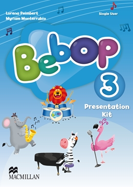 BEBOP 3 TEACHER'S PRESENTATION KIT