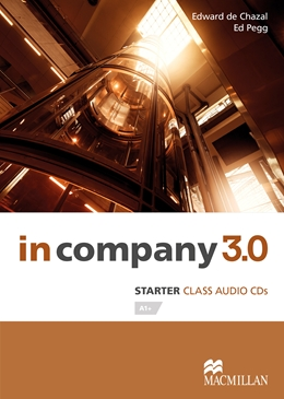 IN COMPANY 3.0 STARTER CLASS AUDIO CD (2)