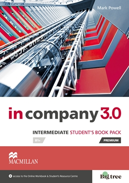 IN COMPANY 3.0 INTERMEDIATE STUDENT'S BOOK PACK