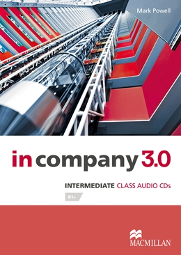 IN COMPANY 3.0 INTERMEDIATE CLASS AUDIO CD