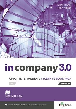 IN COMPANY 3.0 UPPER-INTERMEDIATE STUDENT'S BOOK PACK