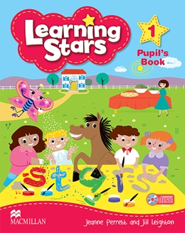 LEARNING STARS 1 PUPIL'S BOOK PACK