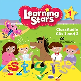 LEARNING STARS 1 CLASS AUDIO CD
