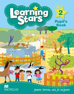 LEARNING STARS 2 PUPIL'S BOOK PACK