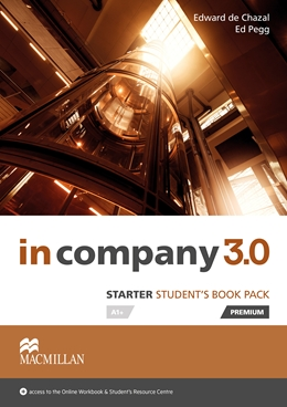 IN COMPANY 3.0 STARTER STUDENT'S BOOK