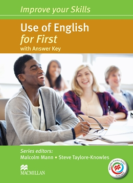 USE OF ENGLISH FOR FIRST - STUDENT'S BOOK WITH KEY & MPO PACK