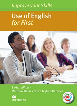 USE OF ENGLISH FOR FIRST - STUDENT'S BOOK WITHOUT KEY & MPO PACK
