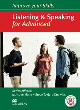 LISTENING & SPEAKING FOR ADVANCED  - STUDENT'S BOOK WITHOUT KEY & MPO PACK