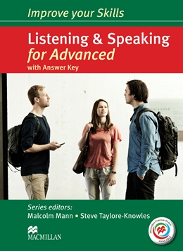 LISTENING & SPEAKING FOR ADVANCED - STUDENT'S BOOK WITH KEY & MPO PACK