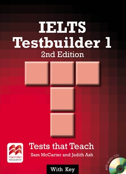 IELTS TESTBUILDER (2ND EDITION) 1 AND AUDIO CD PACK