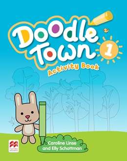 DOODLE TOWN LEVEL 1 ACTIVITY BOOK