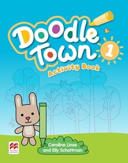 DOODLE TOWN LEVEL 1 ACTIVITY BOOK