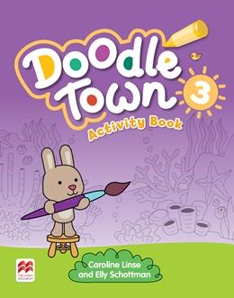 DOODLE TOWN LEVEL 3 ACTIVITY BOOK
