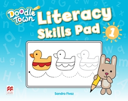 DOODLE TOWN LEVEL 1 LITERACY SKILLS PAD