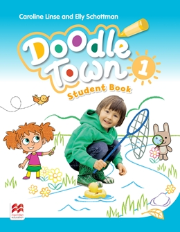 DOODLE TOWN LEVEL 1 STUDENT'S BOOK PACK
