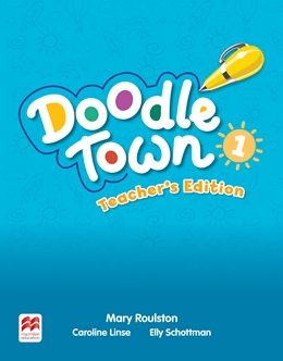 DOODLE TOWN LEVEL 1 TEACHER'S EDITION PACK