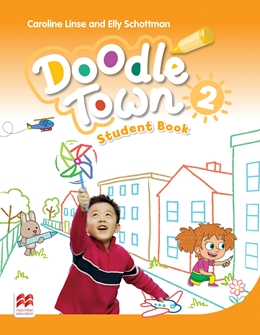 DOODLE TOWN LEVEL 2 STUDENT'S BOOK PACK