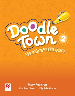 DOODLE TOWN LEVEL 2 TEACHER'S EDITION PACK