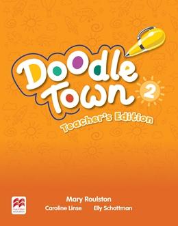 DOODLE TOWN LEVEL 2 TEACHER'S EDITION PACK