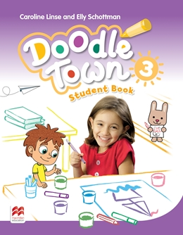 DOODLE TOWN LEVEL 3 STUDENT'S BOOK PACK