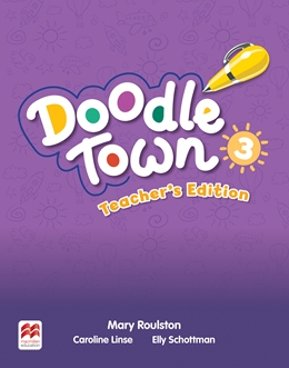 DOODLE TOWN LEVEL 3 TEACHER'S EDITION PACK