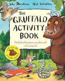 GRUFFALO ACTIVITY BOOK, THE