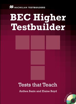 BEC TESTBUILDER HIGHER  +  CD