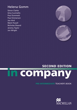 IN COMPANY 2ND EDITION PRE-INTERMEDIATE TEACHER'S BOOK
