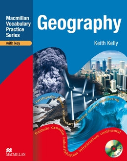 GEOGRAPHY PRACTICE BOOK (WITH KEY) CD ROM PACK