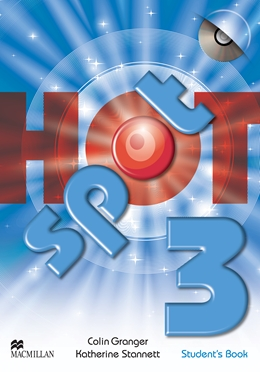 HOT SPOT 3 STUDENT'S BOOK + CD ROM