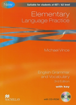 ELEMENTARY LANGUAGE PRACTICE WITH KEY & CD-ROM