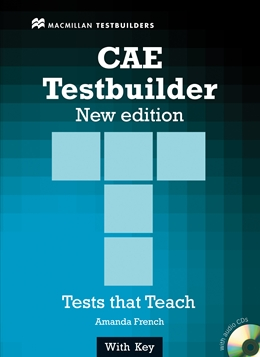 CAE TESTBUILDER NEW EDITION WITH KEY  +  CD