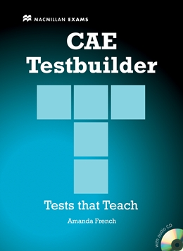 CAE TESTBUILDER NEW EDITION WITHOUT KEY  +  CD