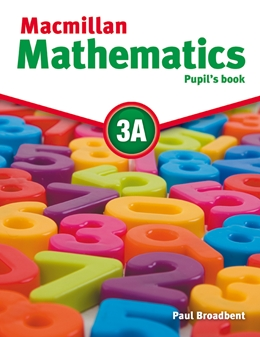 MACMILLAN MATHEMATICS 3 PUPIL'S BOOK PACK