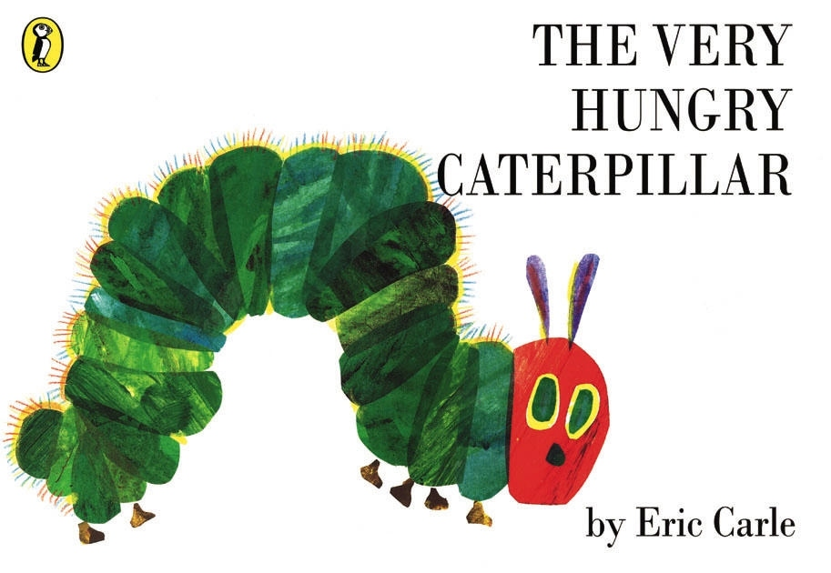 VERY HUNGRY CATERPILLAR, THE  (BOARD BOOK)