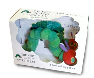 VERY HUNGRY CATERPILLAR BOOK & TOY