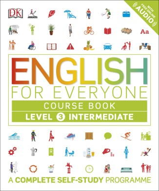 ENGLISH FOR EVERYONE LEVEL 3 INTERMEDIATE COURSE BOOK