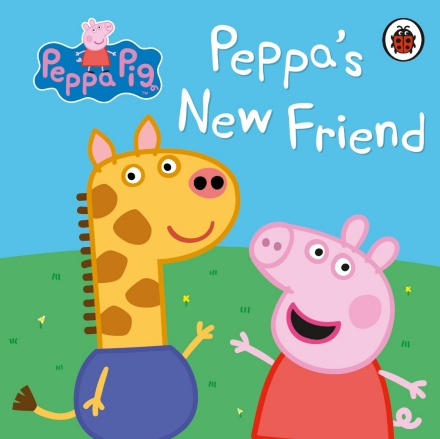 PEPPA'S NEW FRIEND