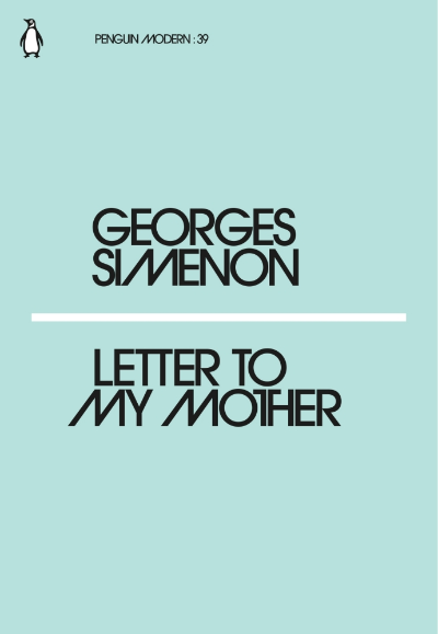 LETTER TO MY MOTHER